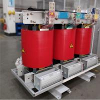 Cheap Safety Dry Type Distribution Transformer , 250kVA Dry Type Cast Resin Transformer for sale