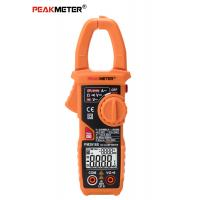Cheap Digital Clamp Meter Multimeter , AC Current , AC Voltage , Resistance And Continuity Measurement for sale