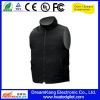 Cheap Heated motorcycle jacket powered by motorcycle battery for sale