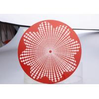 Cheap Kitchen Utensils 3003 Aluminum Round Circle Multifunctional Red Painted for sale