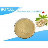 Quality Top Quality Ginsenoside 1.2% HPLC Organic Ginseng Powder For Health wholesale