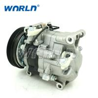 Buy cheap compressor for SUZUKI SOLIO SWIFT 1.3 1.5 2000-2005- H12A0AA4HC from wholesalers