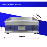 Quality CE Electric griddle Cast iron flat griddle Professional griddle for kitchen wholesale