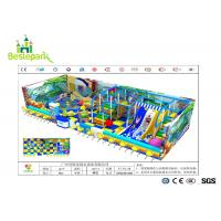 Quality Anti Static Baby Indoor Playground Large Scale With EVA Flooring Mat wholesale