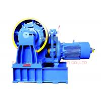 Cheap VVVF EXplosion - protected Traction Machine / Elevator Parts for Freight Elevator for sale
