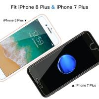 Cheap Bubble Free iPhone Tempered Glass Screen Protector 99% Transparency OEM for sale