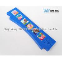 Talking Sound Board Book Push Button Sound Module For Children / Kids / Babies Manufactures