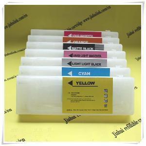 Cheap Printer Refillable Cartridges for Epson PRO7910/7900 for sale