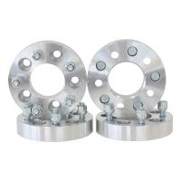 """Cheap 2.5"""" (1.25"""" per side)   5X4.5 to 5x4.75   Wheel Spacers Adapters   12X1.5 fits Honda, Toyota for sale"""