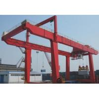 Cheap RMG container crane for sale