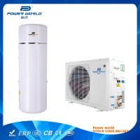 Air Source Heat Pump: Rheem Air Source Heat Pump