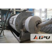 Cheap 18 T 110kw Mining Ball Mill Compact Structure Ball Mill Production Line for sale