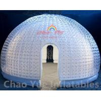 Cheap Clear Inflatable Dome Tent for outdoor or indoor for sale
