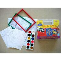 Cheap Educational Toy--Paint by Number for sale