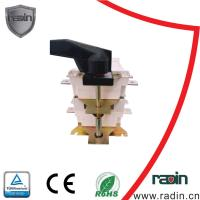 China 125A-1600A Manual Transfer Switch Changover Load Isolator CCC RoHS Approved for sale