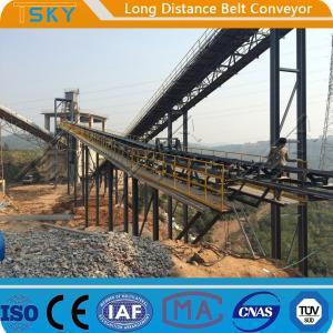 Cheap 6.5m/s Long Distance Belt Conveyor for sale