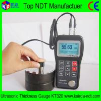 China 2015 Best Seller High Quality Portable Digital Ultrasonic Thickness Gauge With Factory on sale