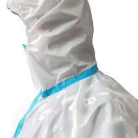 Cheap Breathable Medical Protective Clothing Lightweight For Medical Staff for sale