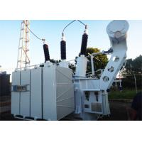 Cheap Three Phase Power Distribution Transformer With High Insulation Level for sale