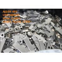 Cheap N06601 / W.Nr. 2.4851 Nickel Chromium Iron Alloy Good Resistance To Carburizing Conditions for sale