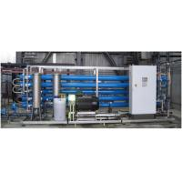 Cheap Brackish Water Desalination Reverse Osmosis Water Systems / Equipment , RO-500 for sale