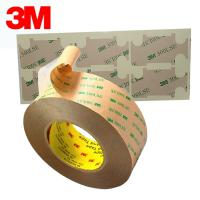 Cheap 3M 367/ 3M 468 Double Sided Adhesiive Transfer Tape Die Cutting Clear Acrylic Adhesive for sale