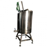Cheap Sugar Cone Production Line Stainless Steel Industrial Batter Mixer for sale