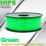 Cheap OEM HIPS 3D Printer Filament Consumables , Reprap Filament 1.75mm / 3.0mm for sale
