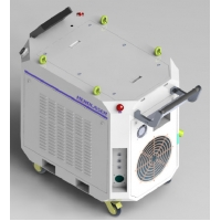 Cheap ISO9001 1000Watt Handheld Laser Cleaning Machine For Rubber Tyre Mould for sale