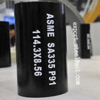 Cheap ASTM A335 P91 Alloy Seamless Steel Pipe for sale