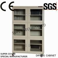 Cheap Electronic Nitrogen Dry Box With Rustproof Paint with 3.2mm Toughened Glass for Malaysia for sale