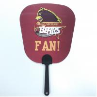 Cheap Promotion 3D Lenticular Hand Fans Custom Printed Hand Fan With Lenticular Printing for sale