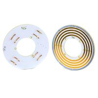 Buy cheap IP54 Ultrathin Integral Slip Ring Pancake Thickness Only 14 Mm , Shock from wholesalers