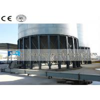 Cheap Chicken Feed Silo Grain Storage Systems Hot Galvanized Bolt Assembly for sale