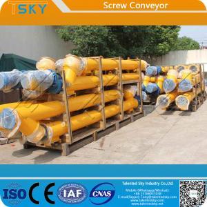 Cheap Cement Fly Ash Mineral Powder FDA Screw Conveyor Machine for sale
