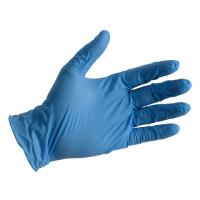 Cheap powdered Vinyl Examination Gloves for sale