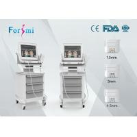 Cheap Hifu wrinkle removal and face lift machine delicate design appearance for sale