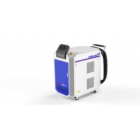 Cheap FDA Approval 2000W Handheld Laser Cleaning Machine For Rust Removal for sale