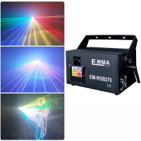 Buy cheap Mini 5w advertising laser projector/outdoor laser logo/party play of light laser from wholesalers