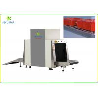Cheap 200 Kg Luggage Load X Ray Cargo Scanner With Two Color Monitors Display for sale