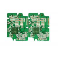 Cheap High Thermal Conductivity FR4 PCB 10 Layer 3 Mil Rapid Prototyping Circuit Boards for sale