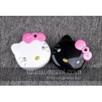 New Arrival Hello kitty C105 Cute Lady mobile phone with Quadband FM MP3
