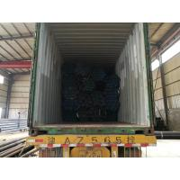 Cheap 28MnV6 Seamless Hollow Bars Carbon Steel Pipe Galvanized Surface Treatment for sale