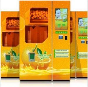 Fresh Juice Vending Machine For Sale Hcjuicer