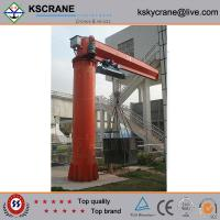 Cheap Overseas Service Fixed Arm Crane for sale