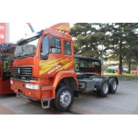 Cheap swz golden prince tractor truck, tractor head, 336/371hp for sale