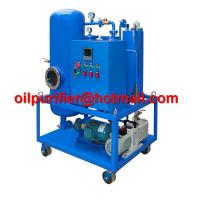 Cheap Waste Transformer Oil Purifier Simple Structured And Easy Operated,compact cable insulation oil dehydration machine for sale