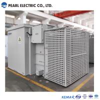 Cheap 2400 kva 35 kv Padmounted transformer for Photovoltaic power generation for sale