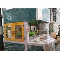 Cheap 50 Ton Automatic Paper Hot Pressing Machine PLC Control 30KW with Big Platen Size for sale