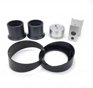 Cheap Customized Titanium TC4 Cnc Mechanical Parts for sale
